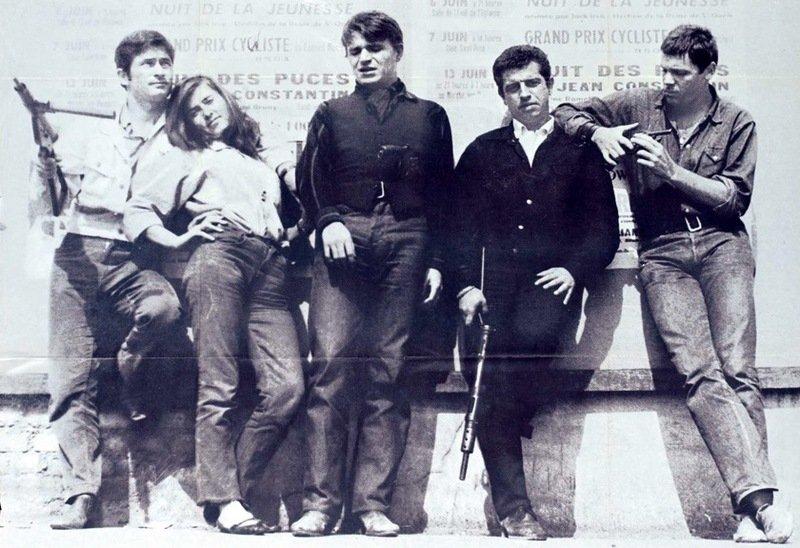 Une fille et des fusils - de Claude Lelouch - 1964 dans 1960-1969 une-fille-et-des-fusils