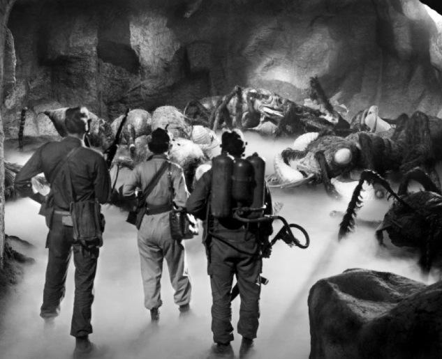 Des monstres attaquent la ville (Them!) – de Gordon Douglas – 1954 dans 1950-1959 des-monstres-attaquent-la-ville