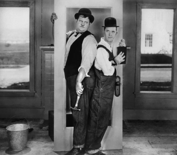 Laurel et Hardy menuisiers (Buisy bodies) – de Lloyd French – 1933 dans 1930-1939 laurel-et-hardy-menuisiers