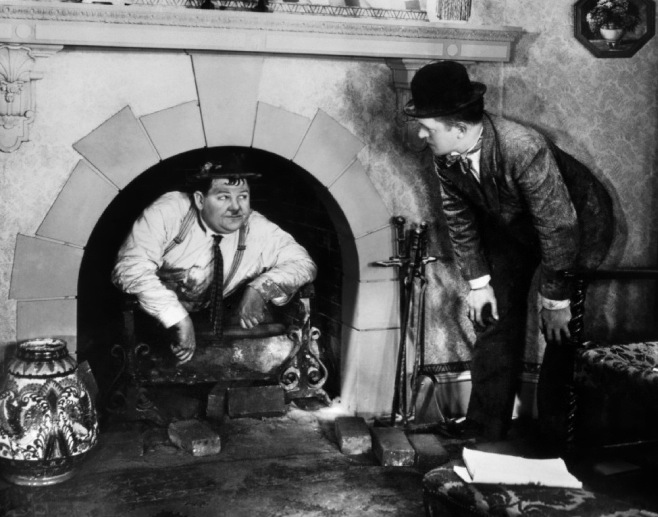 Laurel et Hardy ramoneurs (Dirty work) – de Lloyd French – 1933 dans 1930-1939 laurel-et-hardy-ramoneurs