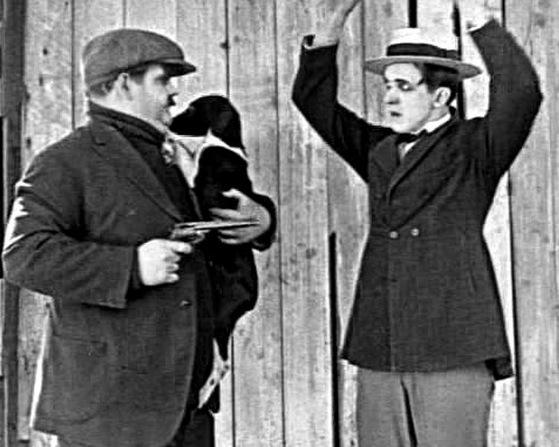 Le Veinard (Lucky Dog) – de Jess Dobbins – 1917 dans 1895-1919 le-veinard