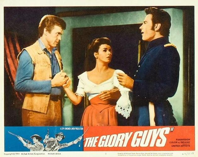 Les Compagnons de la gloire (The Glory Guys) – de Arnold Laven (et Sam Peckinpah) – 1965 dans 1960-1969 les-compagnons-de-la-gloire