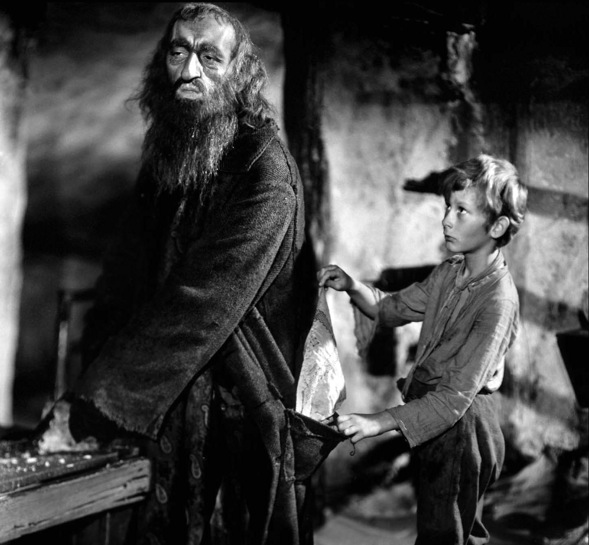 Oliver Twist (id.) – de David Lean – 1948 dans 1940-1949 oliver-twist-lean