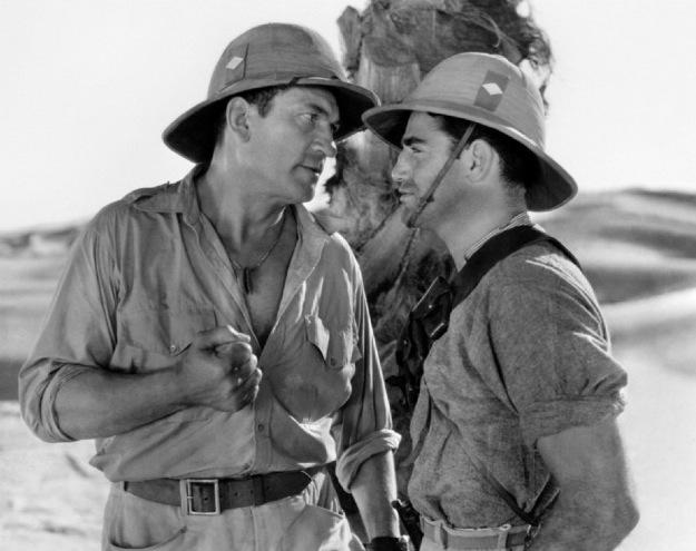 La Patrouille perdue (The Lost Patrol) – de John Ford – 1934 dans 1930-1939 la-patrouille-perdue