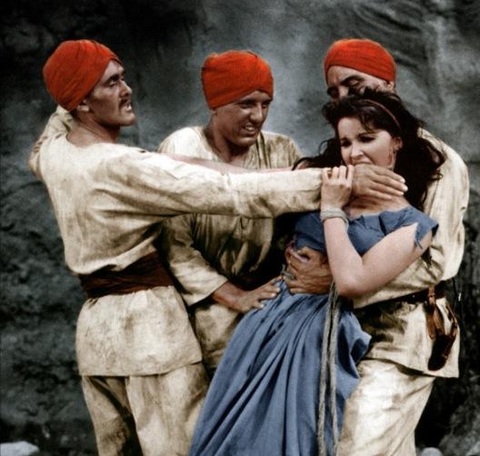 Le Tombeau hindou (Das Indische Grabmal) – de Fritz Lang – 1959 dans 1950-1959 le-tombeau-hindou