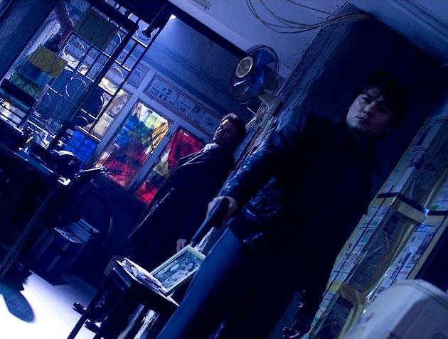 Vengeance (Fuk sau) - de Johnnie To - 2009 dans * Polars asiatiques vengeance