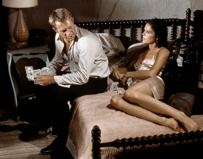 Guet-Apens (The Getaway) - de Sam Peckinpah - 1972 dans * Polars US (1960-1979) guet-apens