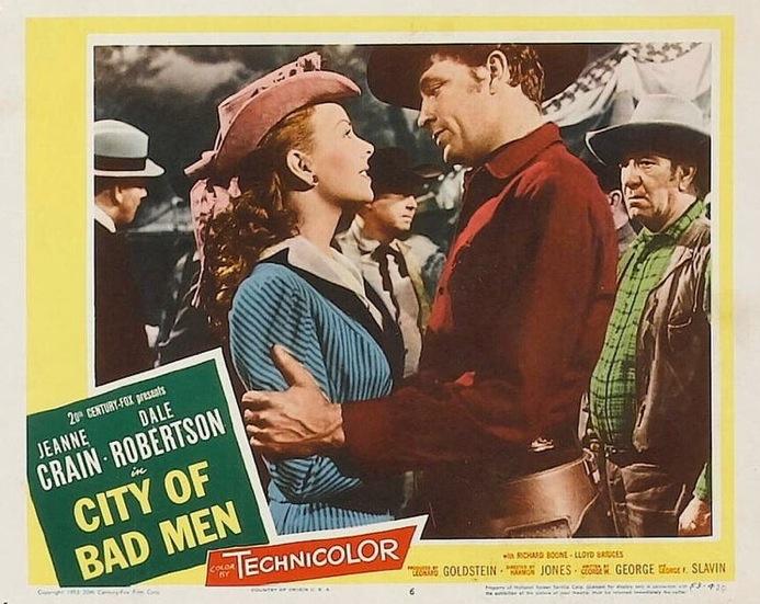 La Cité des tueurs (City of Bad Men) - de Harmon Jones - 1953 dans 1950-1959 la-cite-des-tueurs