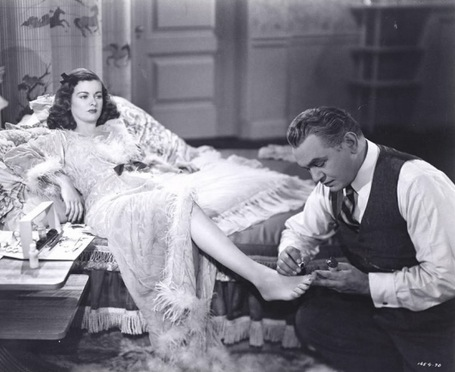 La Rue rouge (Scarlet Street) – de Fritz Lang – 1945 dans * Films noirs (1935-1959) la-rue-rouge