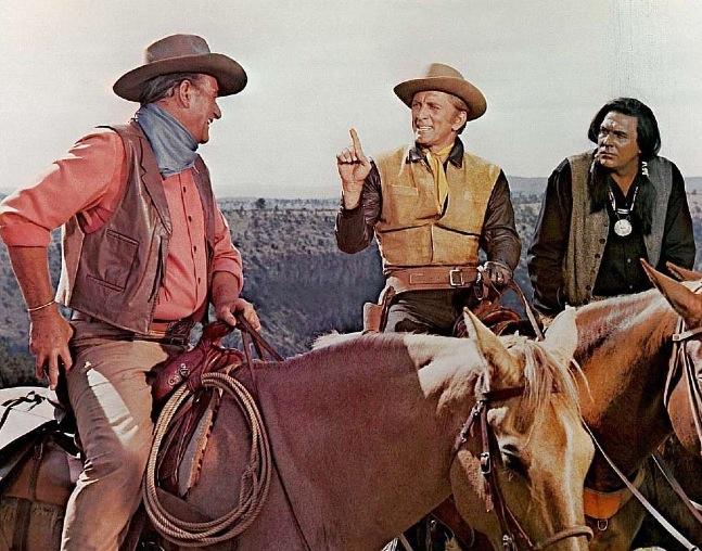 La Caravane de feu (The War Wagon) – de Burt Kennedy – 1967 dans 1960-1969 la-caravane-de-feu