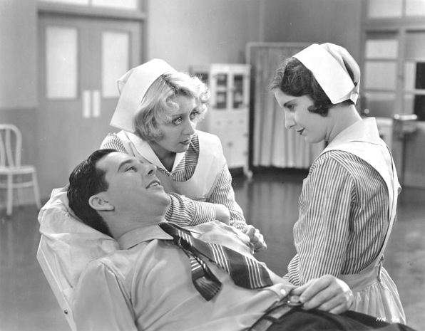 L'Ange blanc (Night Nurse) – de William A. Wellman – 1931 dans * Pre-code lange-blanc