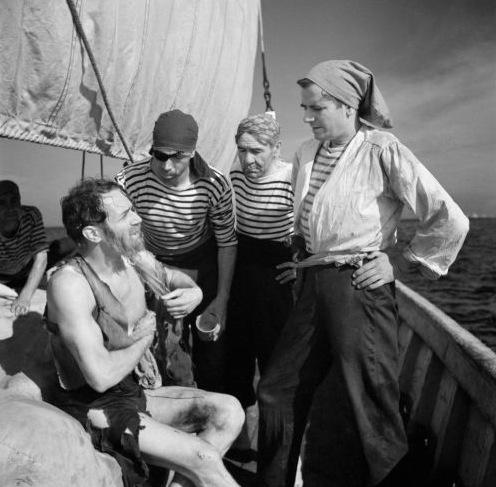Le Comte de Monte Cristo. 1ère époque : Edmond Dantès - de Robert Vernay - 1943 dans 1940-1949 le-comte-de-monte-cristo-1