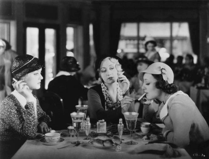 Une allumette à trois (Three on a match) – de Mervyn LeRoy – 1932 dans * Pre-code une-allumette-a-trois