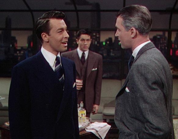 La corde (Rope) - d'Alfred Hitchcock - 1948 dans * Films noirs (1935-1959) la-corde