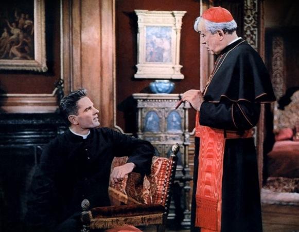 Le Cardinal (The Cardinal) - d'Otto Preminger - 1963 dans 1960-1969 le-cardinal