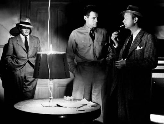 Feux croisés (Crossfire) – d'Edward Dmytryk – 1947 dans * Films noirs (1935-1959) feux-croises