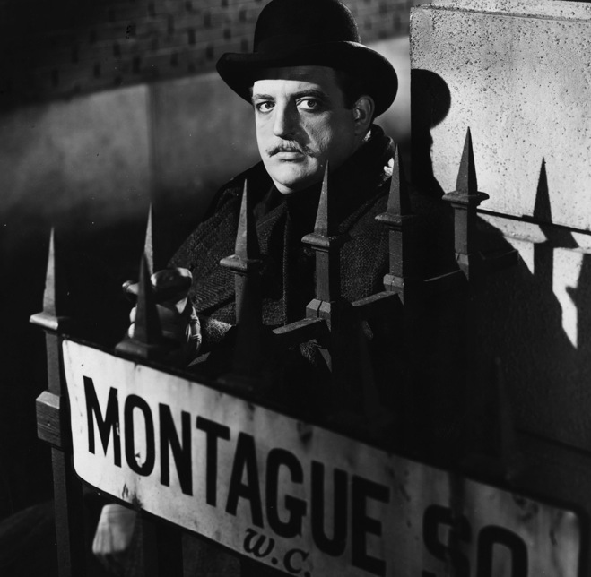 Jack l'Eventreur (The Lodger) - de John Brahm - 1944 dans * Films noirs (1935-1959) the-lodger