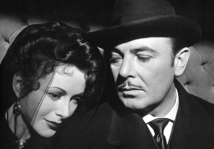Angoisse (Experiment Perilous) – de Jacques Tourneur – 1944 dans * Films noirs (1935-1959) angoisse