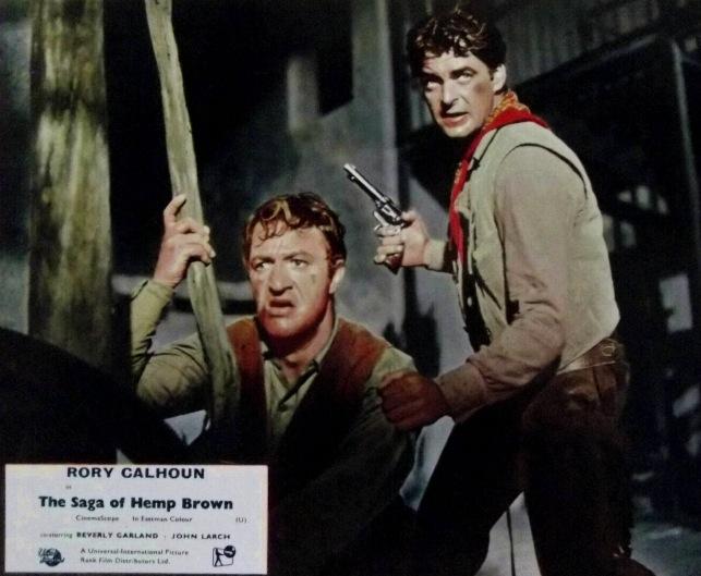 L'Implacable poursuite (The Saga of Hemp Brown) – Richard Carlson – 1958 dans 1950-1959 limplacable-poursuite