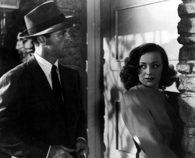Adieu ma jolie / Adieu ma belle / Le Crime vient à la fin (Murder my sweet) – de Edward Dmytryk – 1944 dans * Films noirs (1935-1959) adieu-ma-jolie