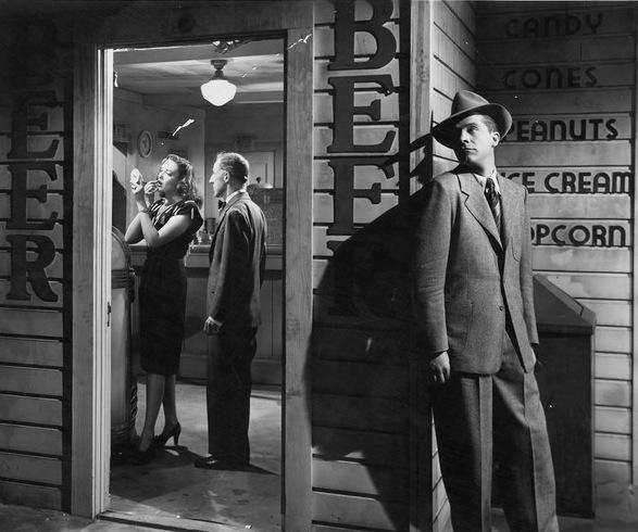 Crime passionnel (Fallen Angel) – d'Otto Preminger – 1945 dans * Films noirs (1935-1959) crime-passionnel