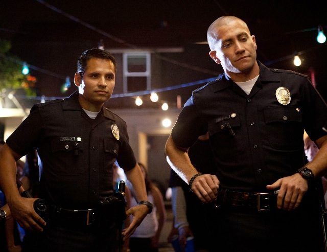 End of watch (id.) – de David Ayer – 2012 dans * Thrillers US (1980-…) end-of-watch