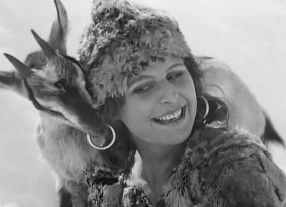 Le Grand Saut (Der Grosse Sprung) – de Arnold Fanck - 1927 dans 1920-1929 le-grand-saut