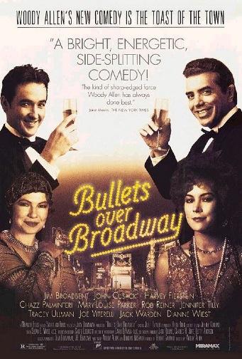 Coups de feu sur Broadway