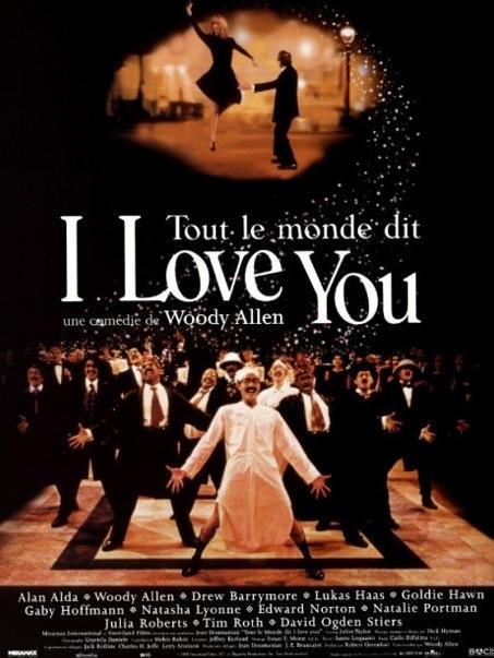 Tout le monde dit I love you