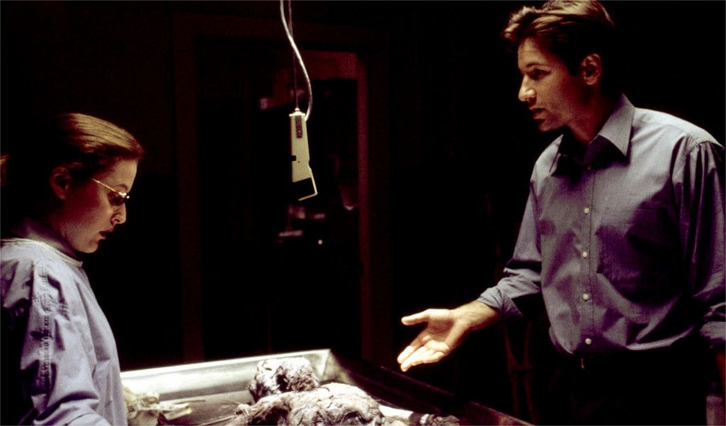 X Files saison 1