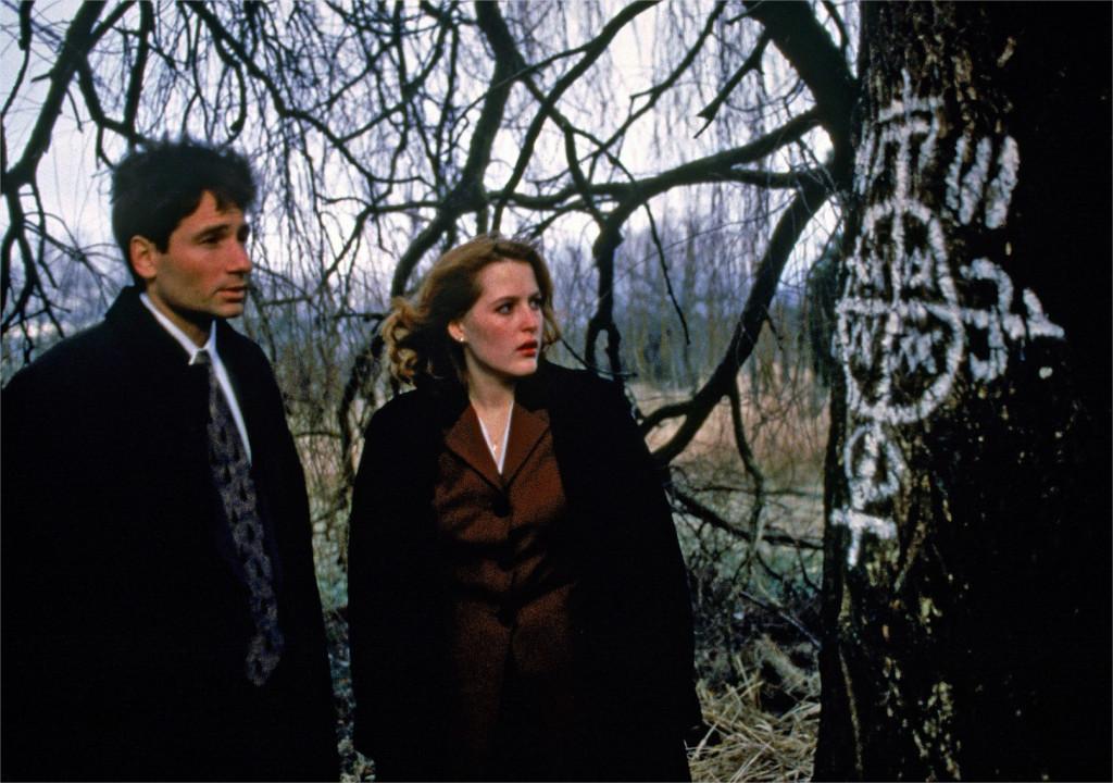 X-Files saison 2
