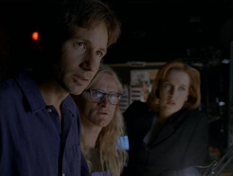 X Files saison 3