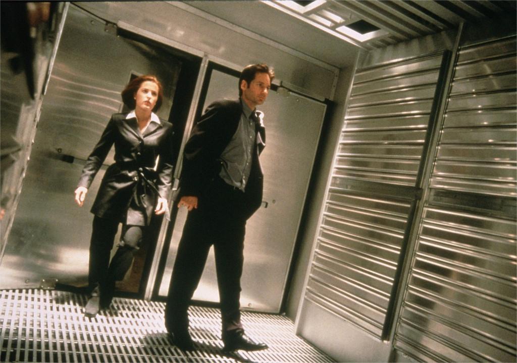 X-Files, le film