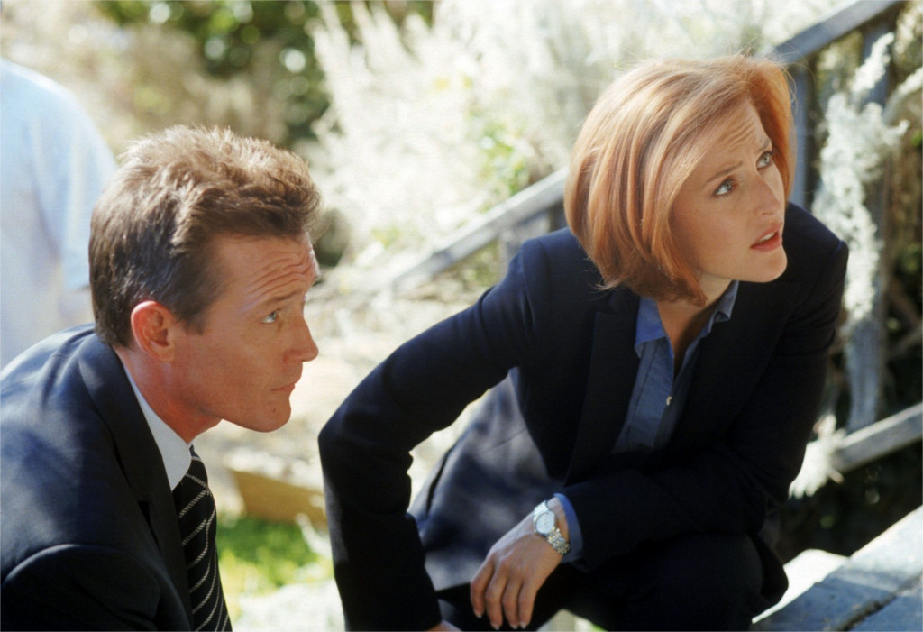 X-Files saison 8