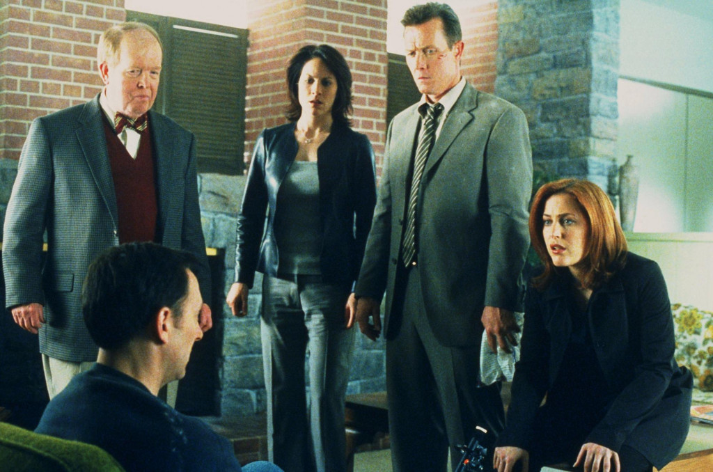 X-Files, saison 9
