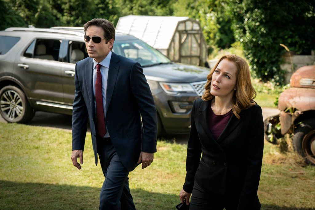 X Files saison 10