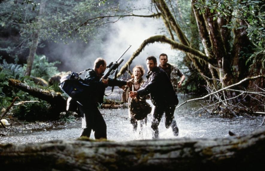 Jurassic Park - Le Monde perdu