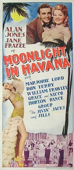 1942 Moonlight in Havana
