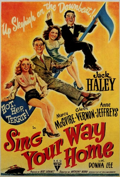 1945 Sing your way home