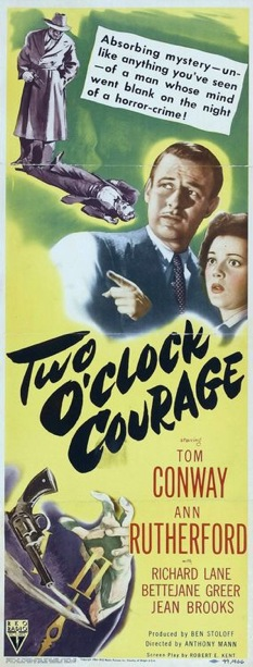 1945 Two O'Clock Courage