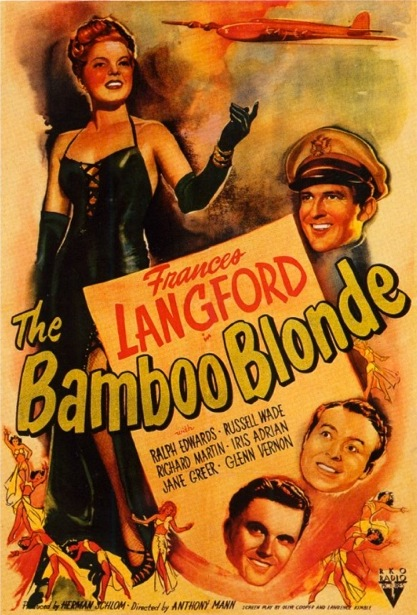 1946 The Bamboo Blonde
