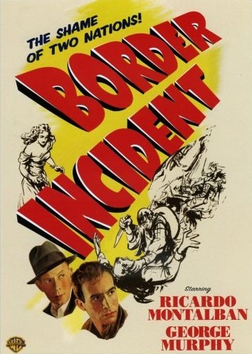 1949 Incident de frontière
