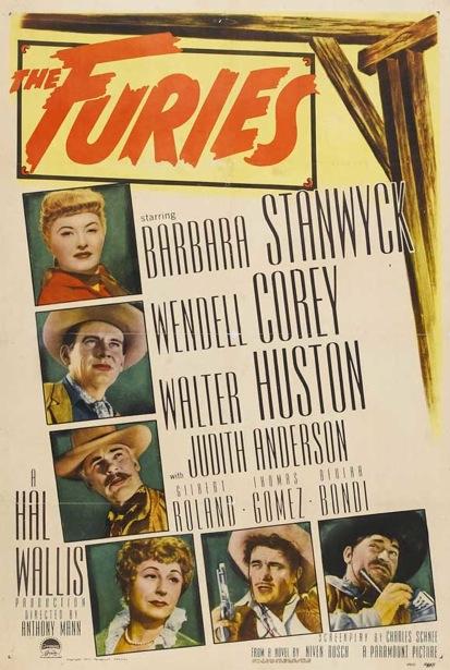 1950 Les Furies