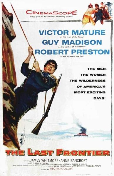 1955 La Charge des tuniques bleues