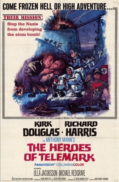 1965 Les Héros de Télémark