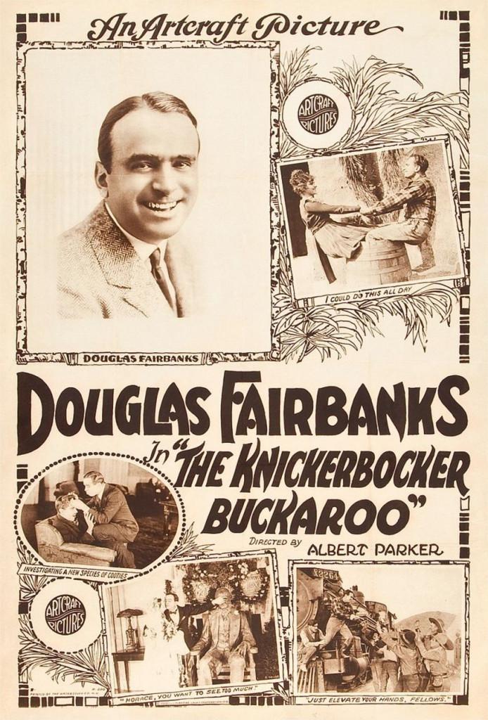1919 Douglas brigand par amour