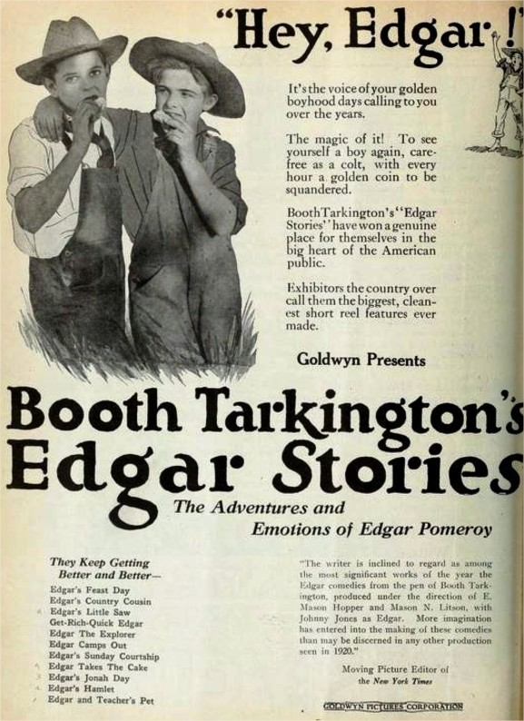 1920 Edgar the Explorer