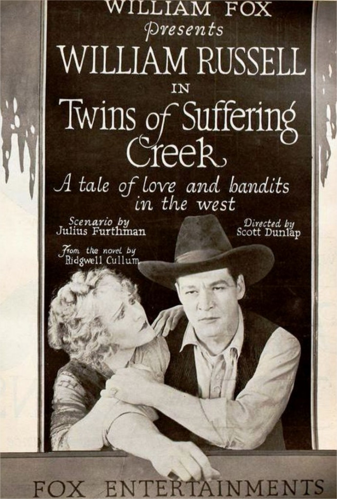 1920 The Twins of Suffering Creek