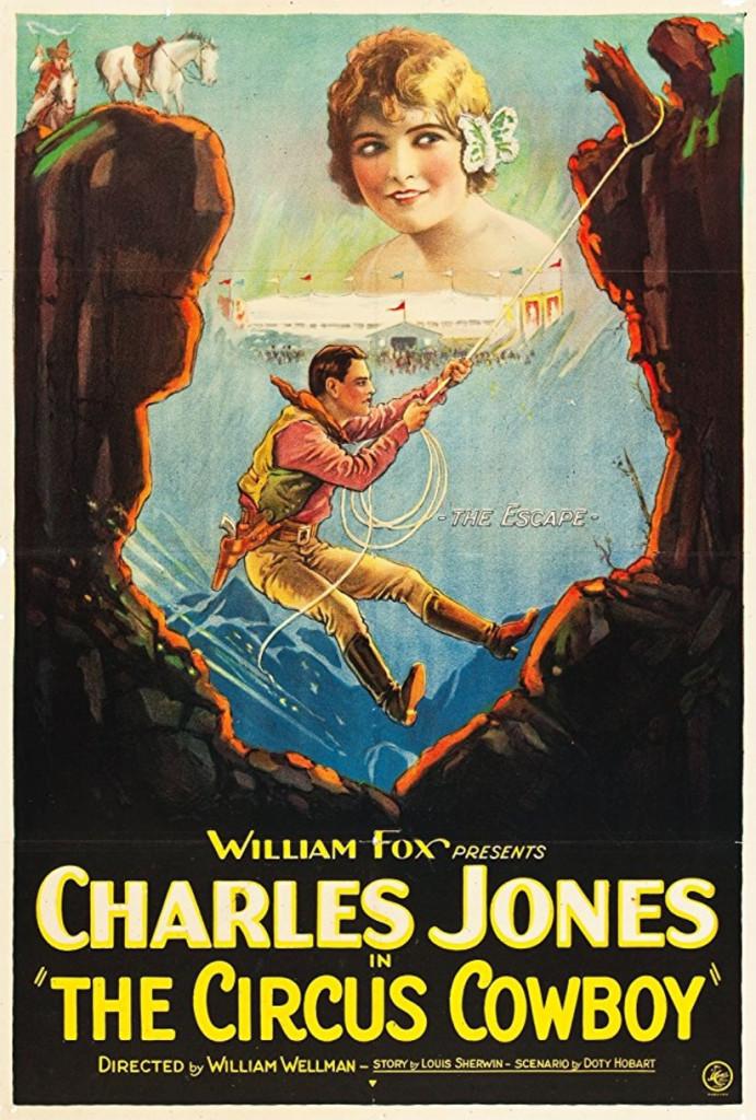1924 The Circus Cowboy