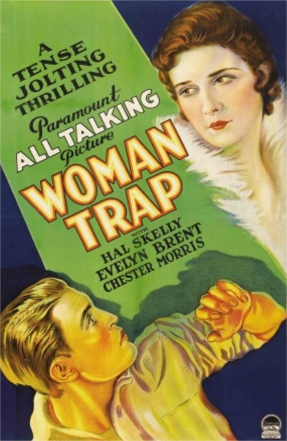 1929 Woman Trap